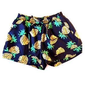 Pineapple Shorts